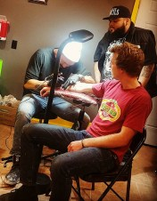 Tattoos with friends