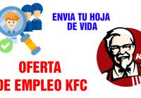 empleo kfc