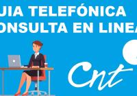 guia telefonica cnt