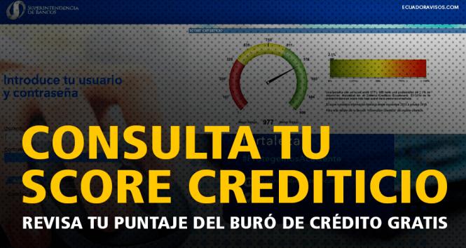score-crediticio-buro-de-credito-central-de-riesgo-consulta
