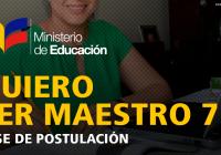 quiero-ser-maestro-7-postulaciones-ministerio-de-educacion