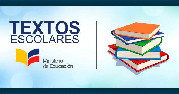 Libros del Ministerio de Educación o Textos Escolares