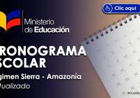 cronograma-escolar-regimen-sierra-amazonia-mineduc-docentes-colegios-escuelas-ecuador