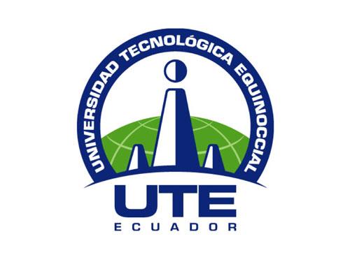 Sello de Universidad Tecnológica Equinoccial