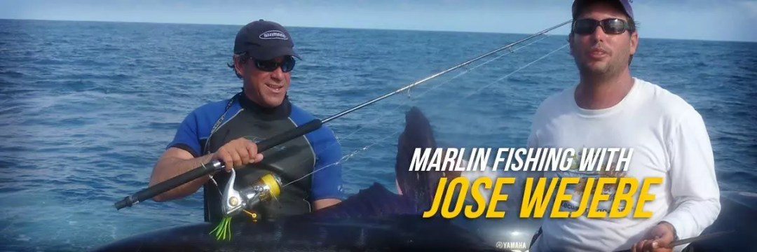 Marlin Fishing with Jose Wejebe