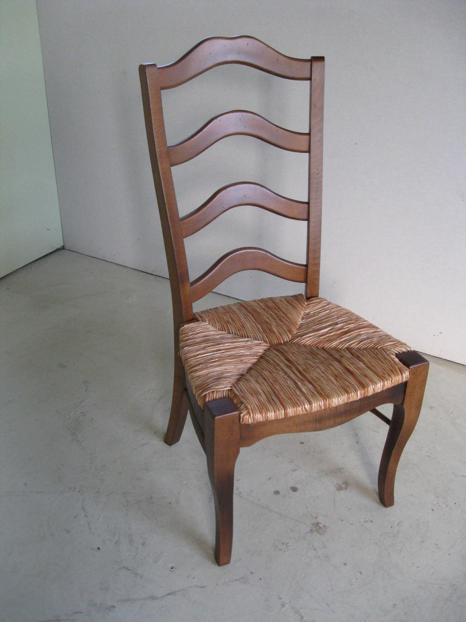 Back Chair Black French Ladder Back Dining Chairs Ecustomfinishes