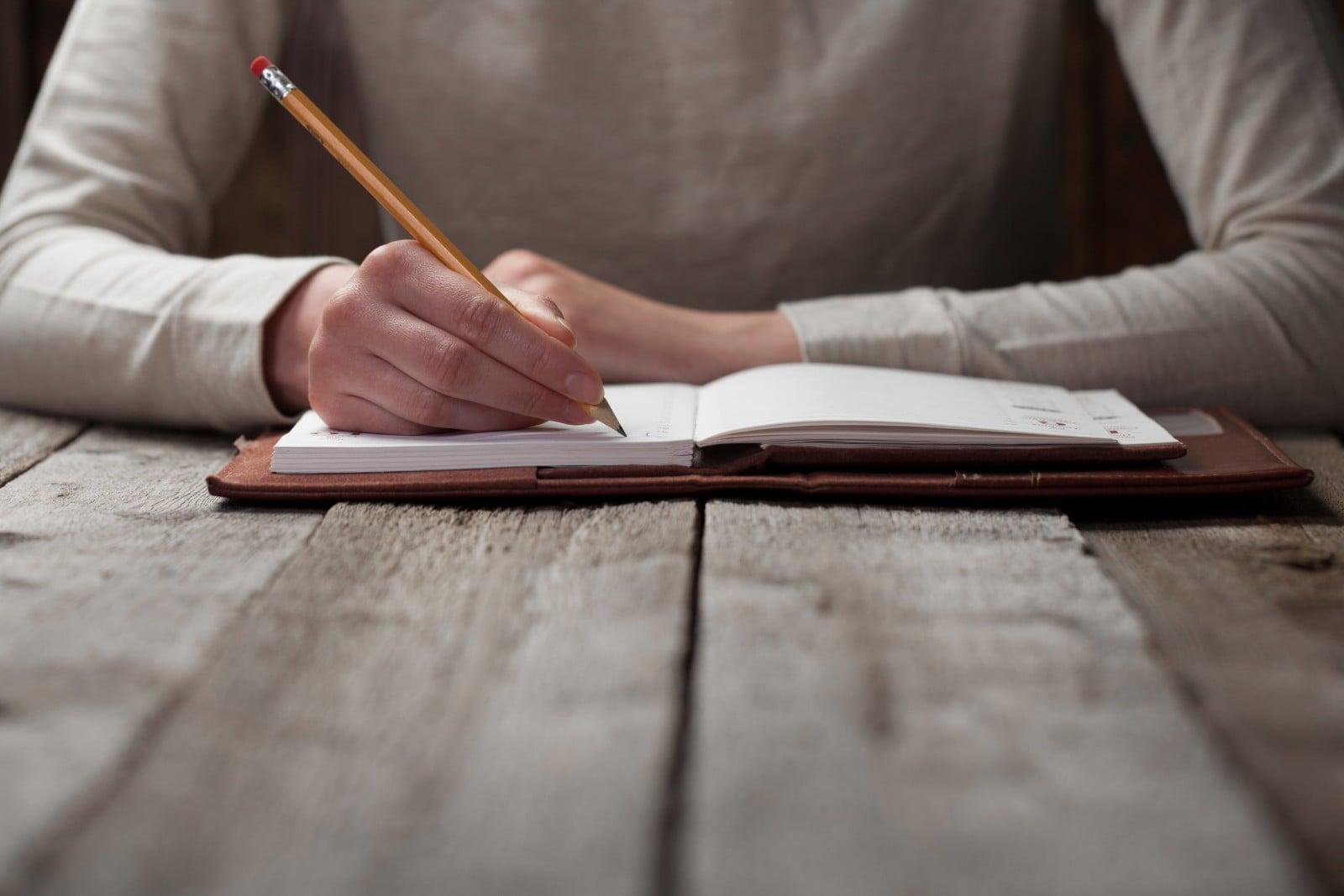 Hatalar olmadan yazmayı hızlıca öğrenmek için: Dört basit hayat