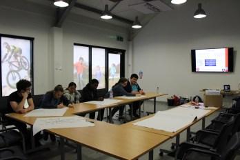 Young people classroom EBGC july17