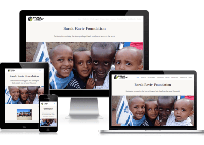 Barak Raviv Foundation