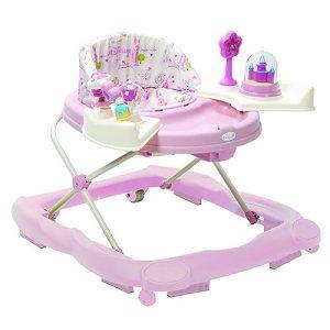 Disney Music and Lights Walker - best baby push walker 5