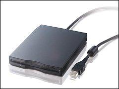 External USB Floppy Disk Drive for ACER DELL FUJITSU GATEWAY HP IBM LENOVO SONY TOSHIBA LAPTOP NOTEBOOK PC