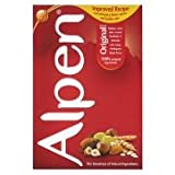 Alpen All Natural Muesli Cereal Original -- 14 oz