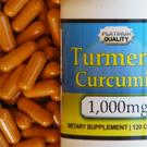Turmeric Curcumin from Eden Pond is the best quality available.