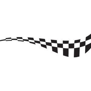 Racing & Checkered Flags EPS Vector Sign Clipart Arts