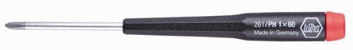 Wiha 26100 Precision Screwdriver, Phillips, 00 x 40mm