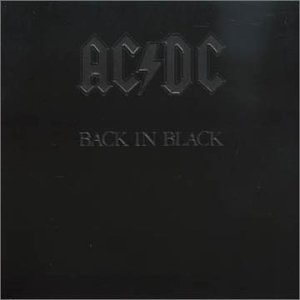 "Cover of ""Back in Black"""