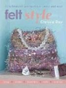 "Cover of ""Felt Style: 35 Fashionable Acce..."