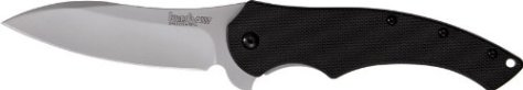 Kershaw Compound Folding Lock Back Knife