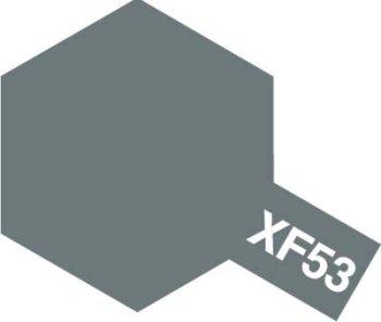 タミヤ アクリルミニ XF-53 ニュートラルグレイ