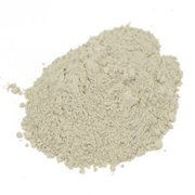 bentonite clay - key ingredient in home made tooth powder mix