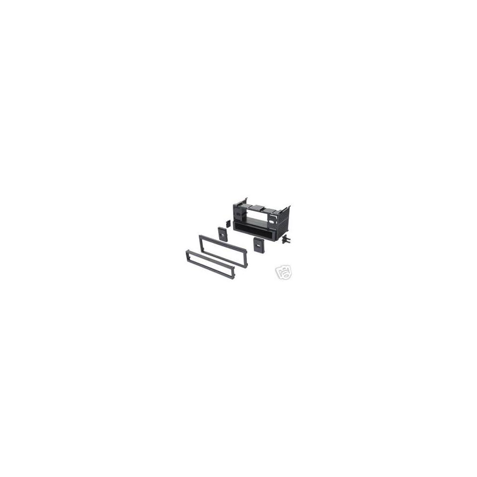 hight resolution of stereo install dash kit toyota sienna van 98 99 00 2000 car radio wiring installation parts