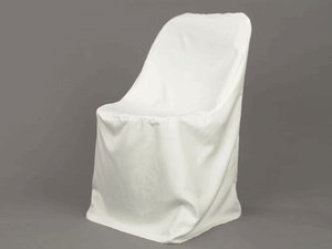 large banquet chair covers plastic diy spring rose tm white lifetime polyester folding wedding pack of 10