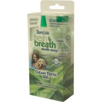 Tropiclean Fresh Breath Clean Teeth Gel for Pets
