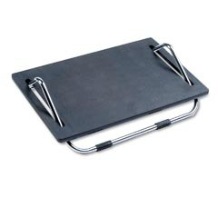 Ergo-Comfort Adjustable Footrest - Black
