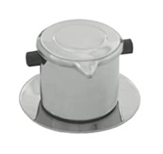 NEW, Vietnamese Coffee Filter Set, Coffee Infuser Set, Slow-Drip, Single-Cup Serving, Stainless Steel