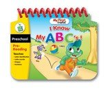 LeapFrog My First LeapPad Educational Book: I Know My ABCs