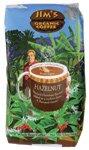 Jim's Organic Coffee Whole Bean Light Roast Hazelnut -- 12 oz