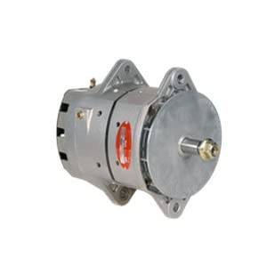 Delco Remy 8600065 New Alternator, 35SI 140Amps : Delco