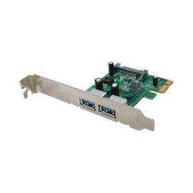 ラトックシステム USB3.0 2ポート PCI Expressボード(Low Profile対応) REX-PEU3X