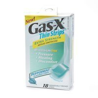 Amazon.com : Gas-X Extra Strength Thin Strips Peppermint ...