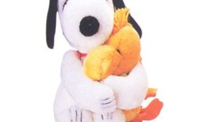 Amazon Snoopy Woodstock Plush Toys Games