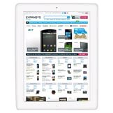 "Apple iPad 2 Wi-Fi - Tablet - 16 GB - 9.7"" IPS ( 1024 x 768 ) - rear camera +..."