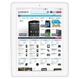 """Apple iPad 2 Wi-Fi - Tablet - 16 GB - 9.7"""" IPS ( 1024 x 768 ) - rear camera +..."""