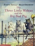 "Cover of ""The Three Little Wolves and the..."