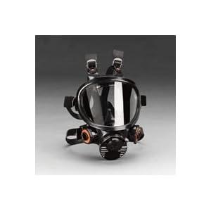 7000 Series Full Facepiece Respirators Full Face Respirator Large