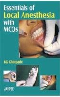 Essentials Of Local Anesthesia With Mcqs