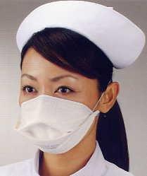 【PM2.5対応/N95】【安心の日本製】モチガセ・バリエールN95マスク(1袋20枚入)※米国立労働安全衛生研究所(NIOSH)認証済