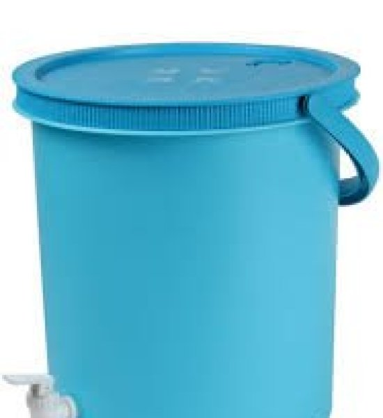 Tupperware Round Water Dispenser, 14.5 Litres
