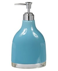 Creative Bath Products Gem Lotion Dispenser, Turquoise ...