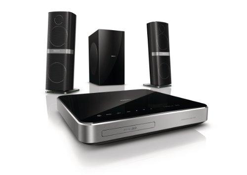 Philips HTS7201/12 5.1 Blu-Ray Heimkinosystem (HDMI, 440 Watt, DivX-Ultra, USB 2.0)