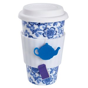 Eco Cup For Tea Lovers - Styles and Colors May Vary