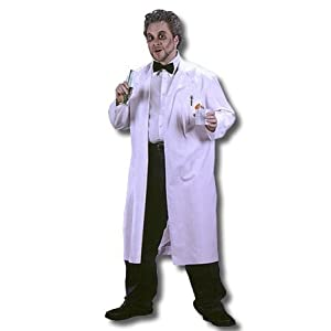 mad doctor costume