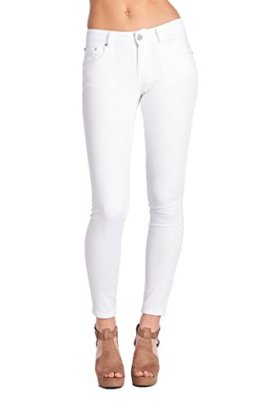BLUE-AGE-Womens-White-Butt-Lifting-Skinny-Jeans-White-3