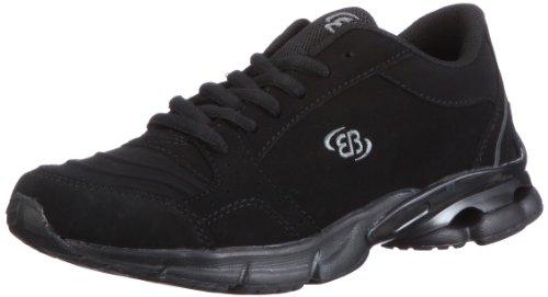 Bruetting Delta 111086, Damen Sportschuhe - Walking, Schwarz (schwarz/grau), EU 40