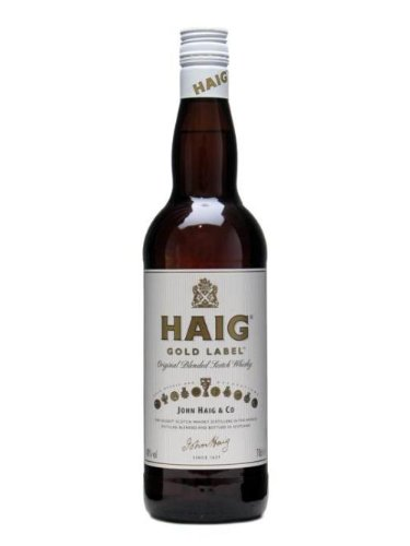 Haig Gold Label Blended whisky