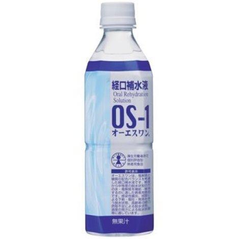大塚製薬 経口補水液 オーエスワン (OS-1) 500ml×24本